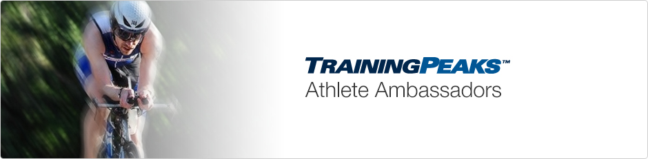 TrainingPeaks Ambassadors Program