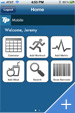 TrainingPeaks for iPhone - Home