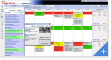 TrainingPeaks Coach Edition - Client List & Calendar